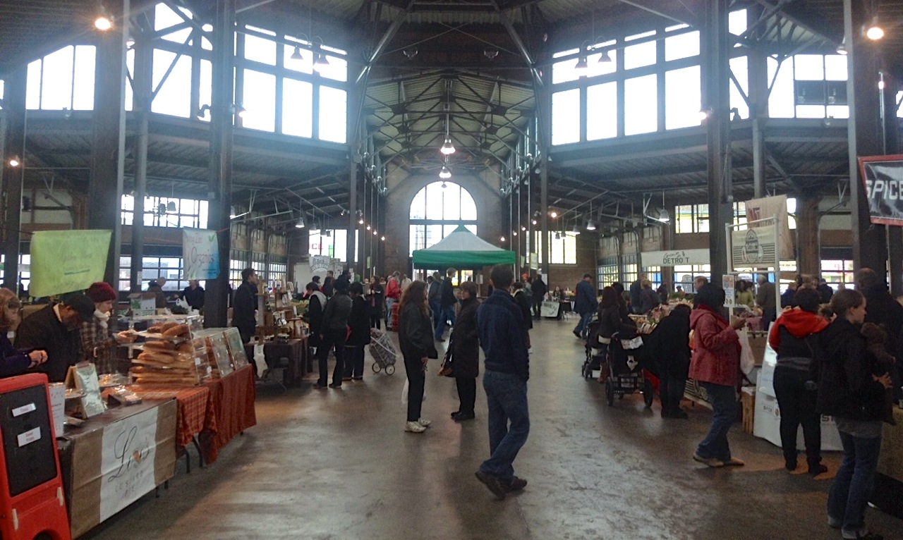 Your Guide To Eastern Market Winter Edition