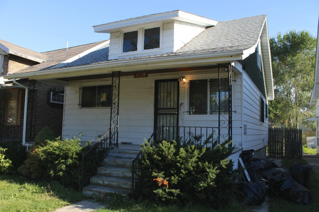 Write-A-House in Hamtramck