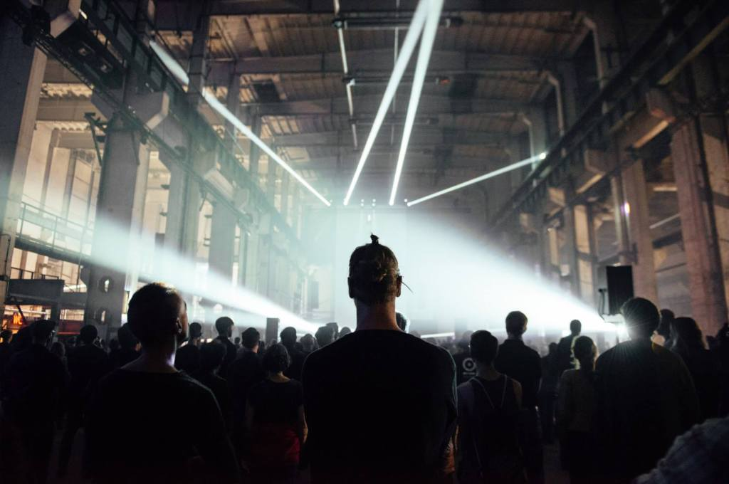 Berlin atonal is one awesome party