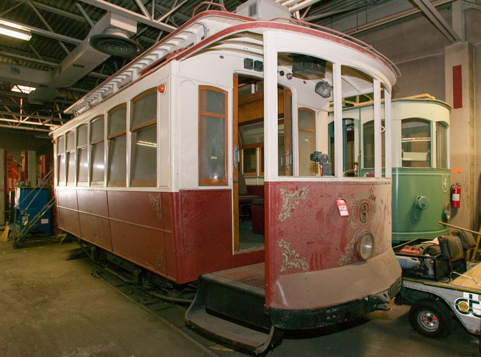 Trolley Car: Buy Historic Trolley Cars And Much More At Detroit's