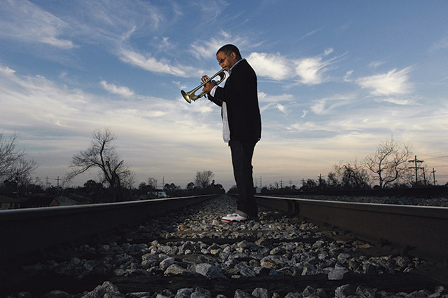 Terence Blanchard of the Detroit Symphony Orchestra – Courtesy Photo