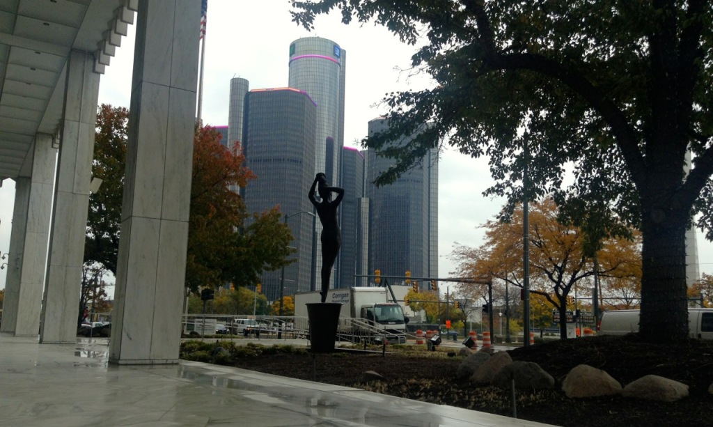 One Woodward Fifth Third Bank Detroit