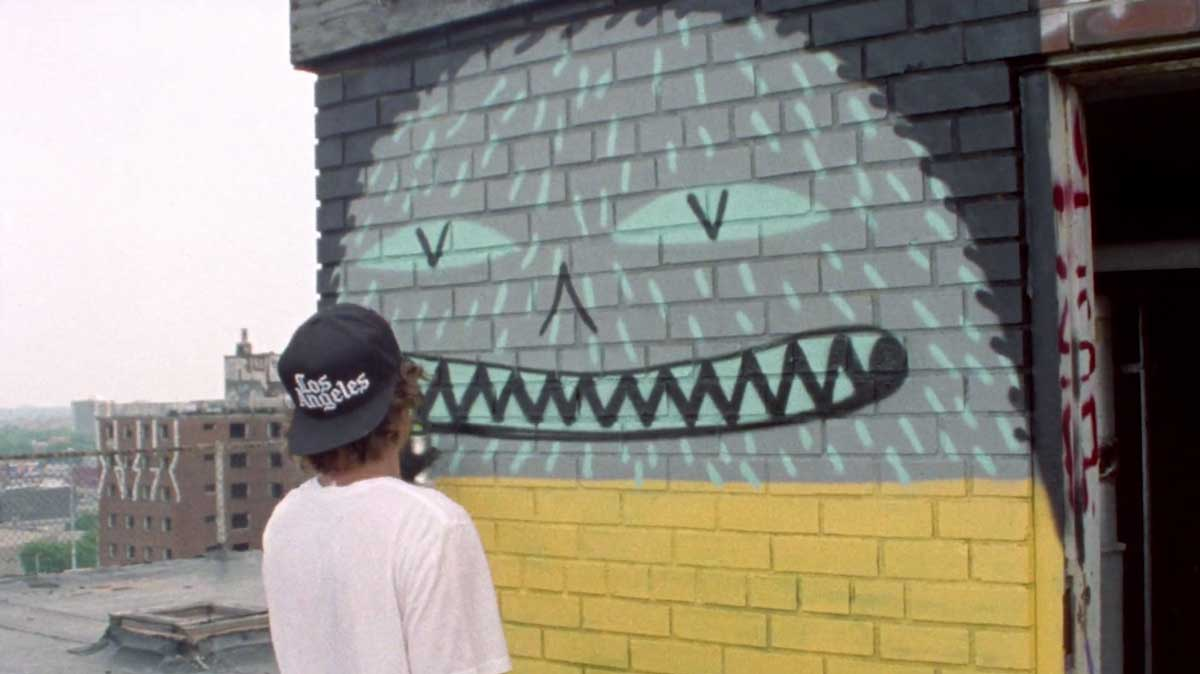 Evan Rossell Street Art in Detroit