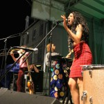 Jessica Hernandez and the Deltas at Fort Wayne. Daily Detroit file photo.