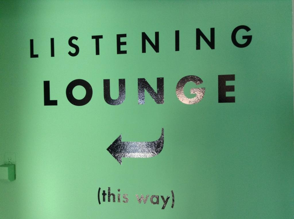 Paramita Sound Listening Lounge