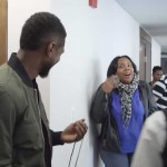 Usher surprises Quicken Loans employees