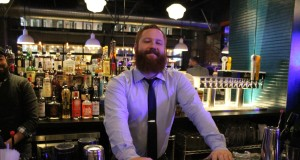 Punch Bowl Social Beverage Director Patrick Williams