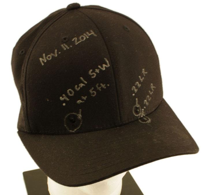 14f95266f24 Would Bulletproof Baseball Caps Be Better On Cops Than Helmets ...