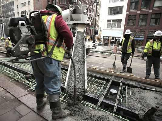 c4bbbf0c5db Previous Post  « Detroit s M-1 RAIL Streetcar Construction Is On Track