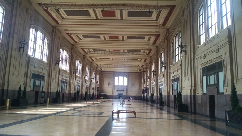 Union City Ford >> Can Michigan Central Station Be Brought Back? Yes It Can, Kansas City Already Figured It Out