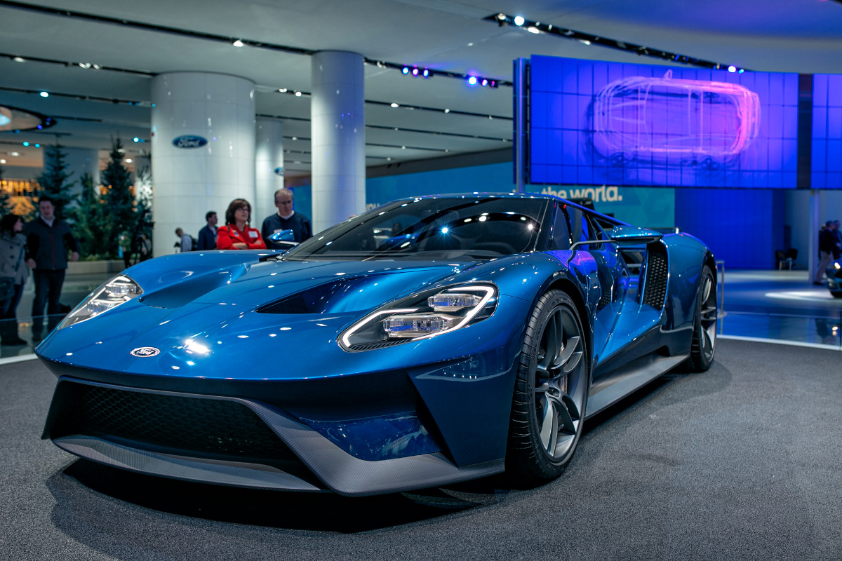 Ford GT - Photo Nick Hagen