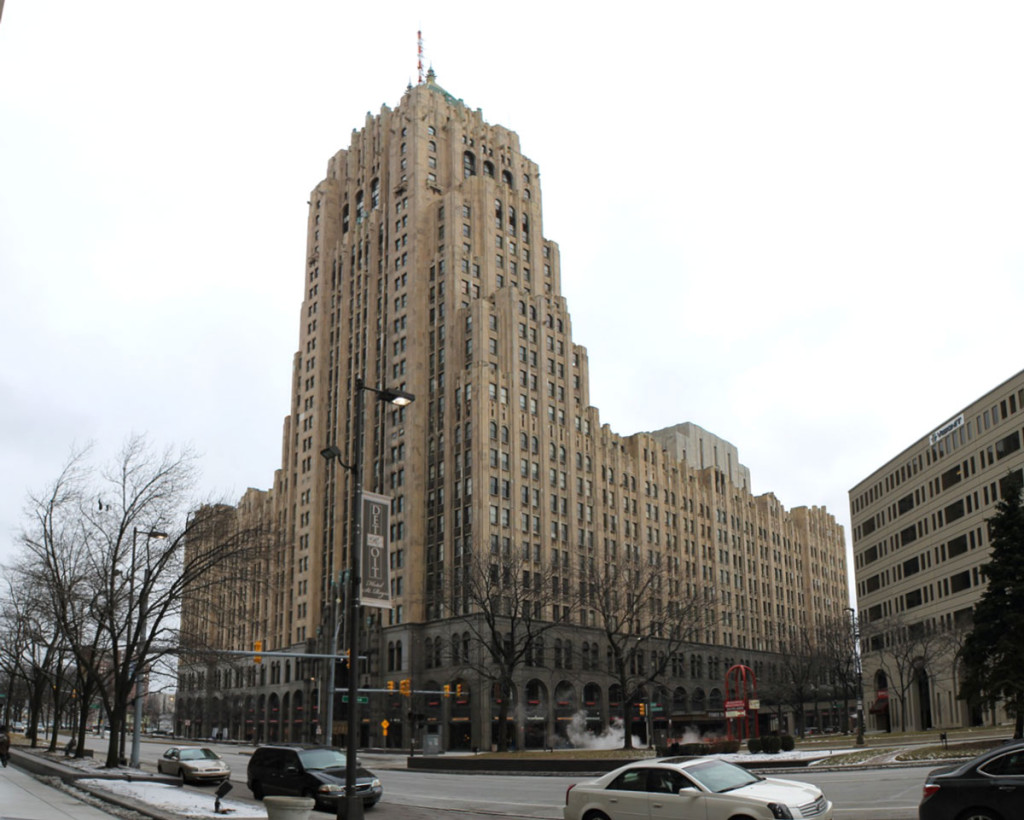 Detroit Building Tours