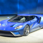 Ford GT at the North American International Auto Show in Detroit