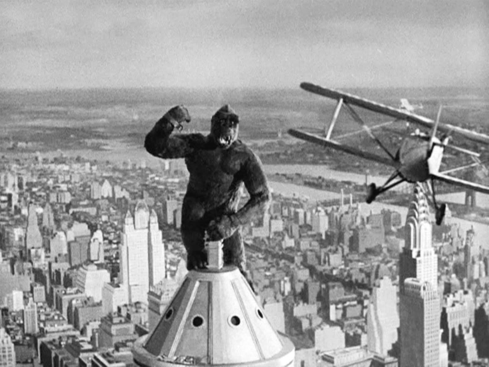 King Kong To Descend On Detroit