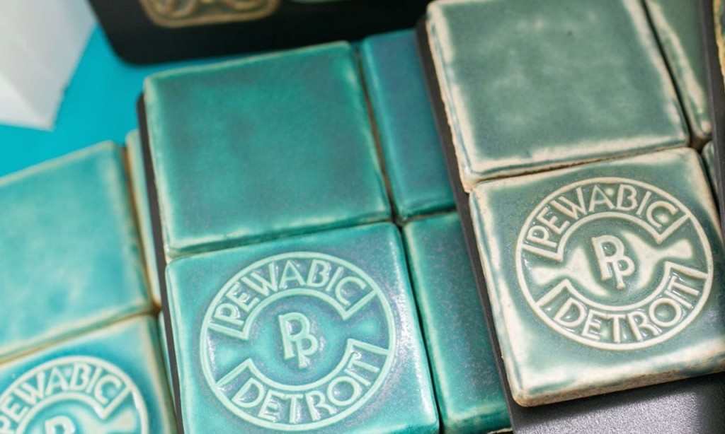 Valentines Day gift detroit love pewabic pottery class