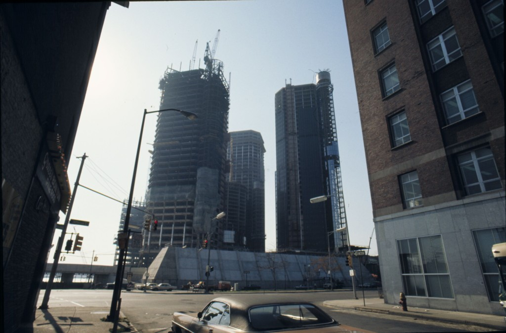 GM Rencen Construction