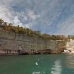 Pictured Rocks Michigan Lakeshore