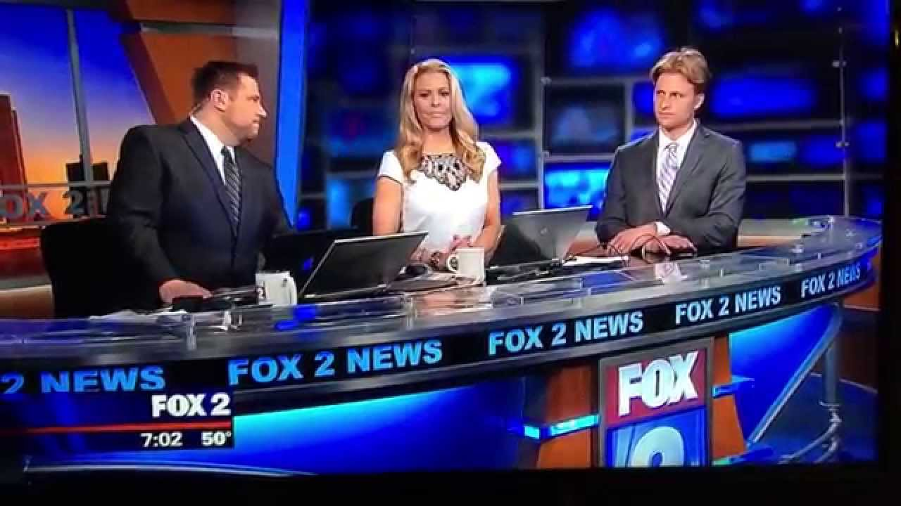 Local News Anchor Responds On-Air to Viewer Email Telling