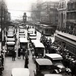 Public Domain Downtown Detroit 1920's