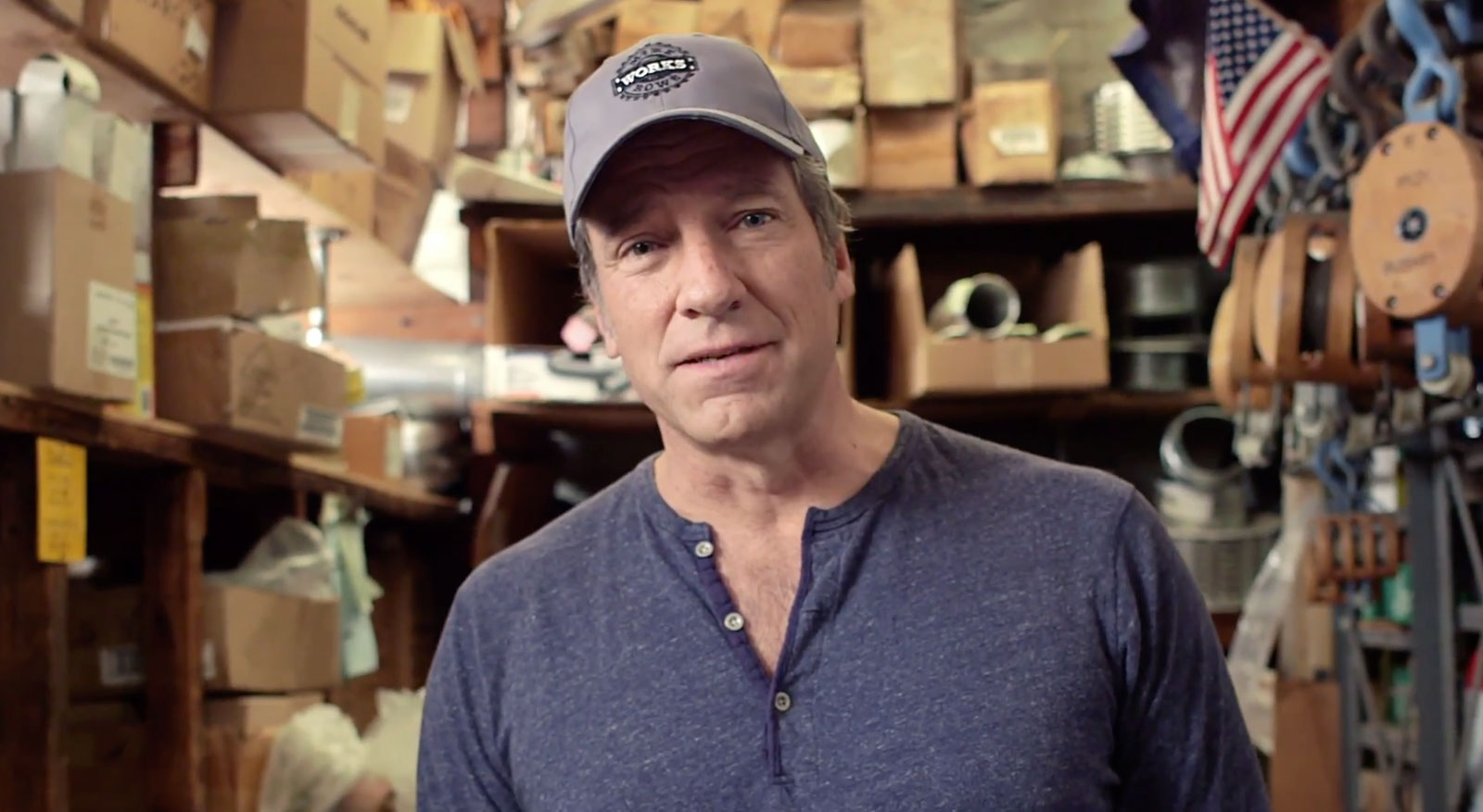 mike rowe works michigan skilled trades.