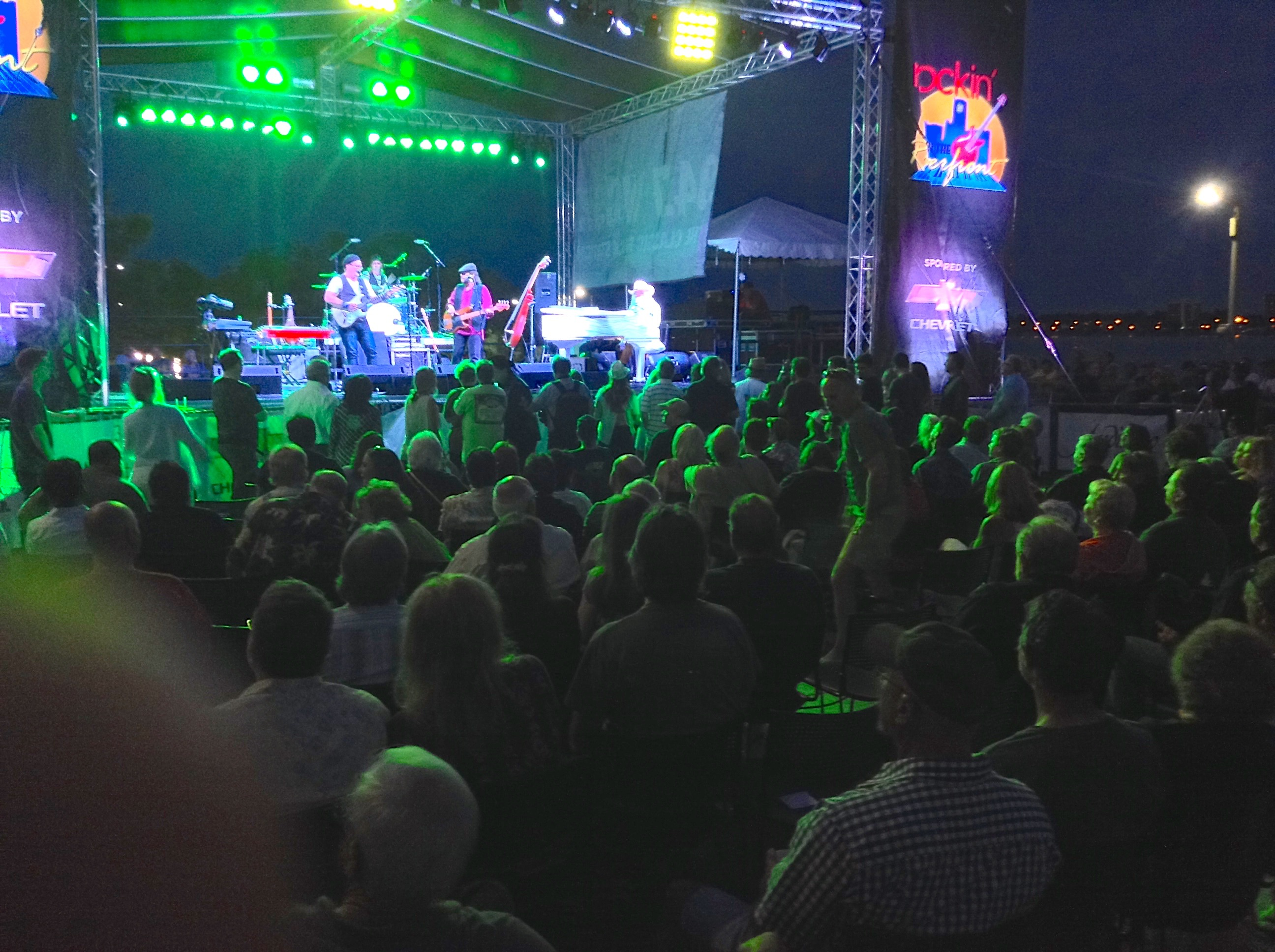 Free Rockin On The Riverfront Concert Series To Return For Its 10th