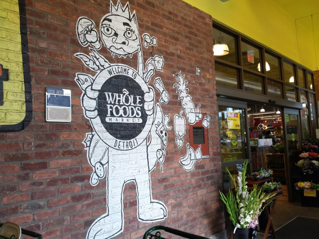 Whole Foods In Inner City Detroit