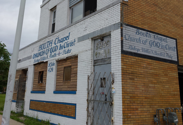 Chene Street Grocers will occupy a former church