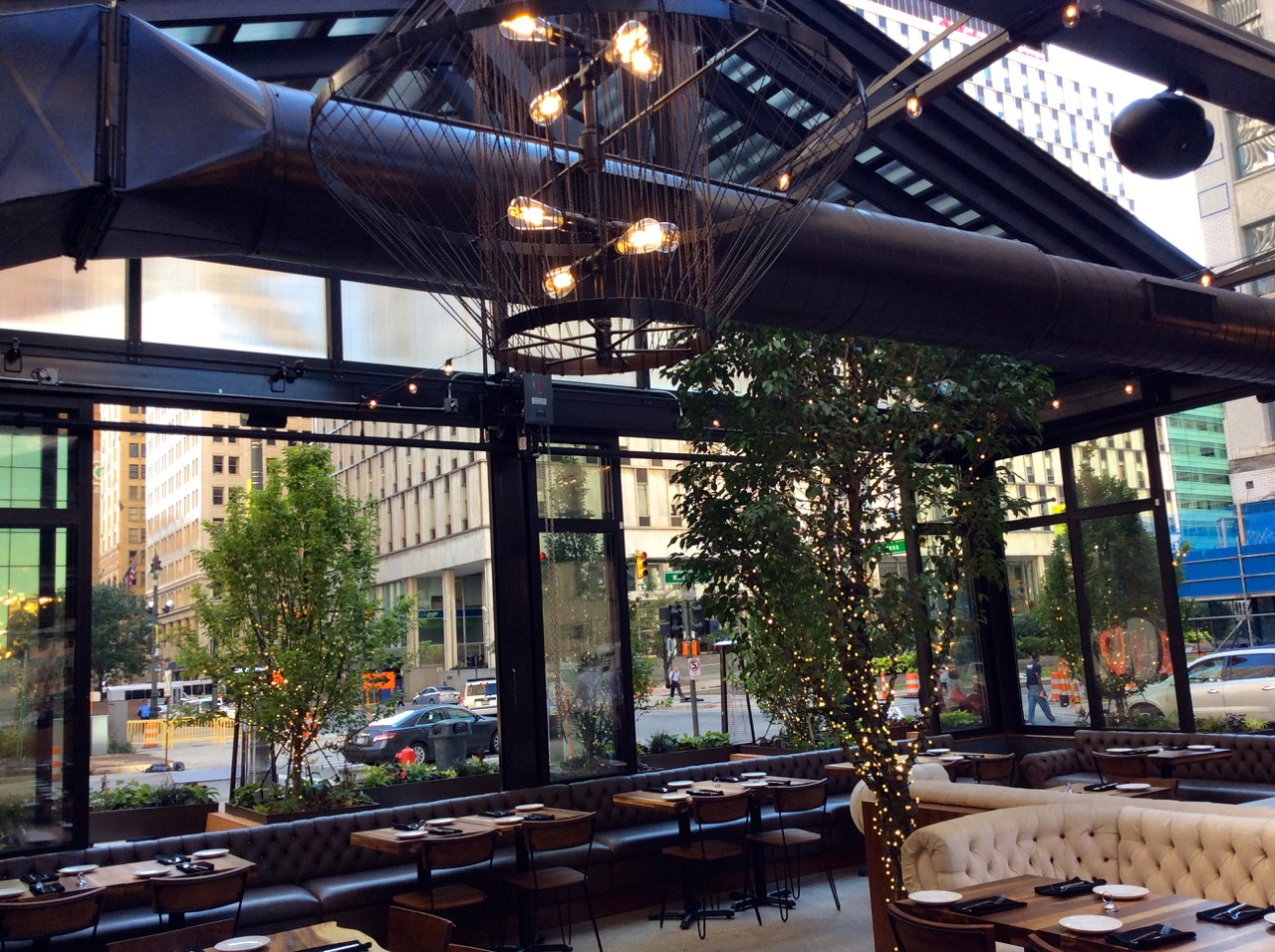 Quick Look The New Townhouse Location In Downtown Detroit