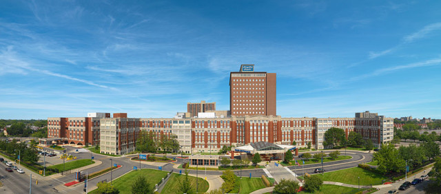 The 10 Best Hospitals In Metro Detroit Friedman Market