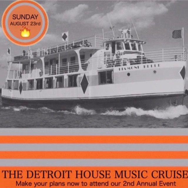 Things to do in detroit your city 5 for the weekend of for Detroit house music