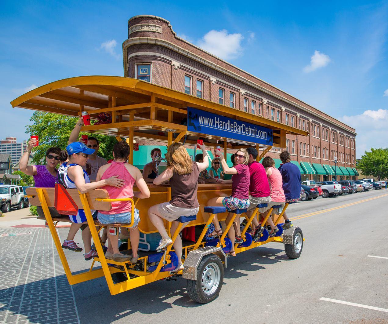 Bike Tour In Detroit