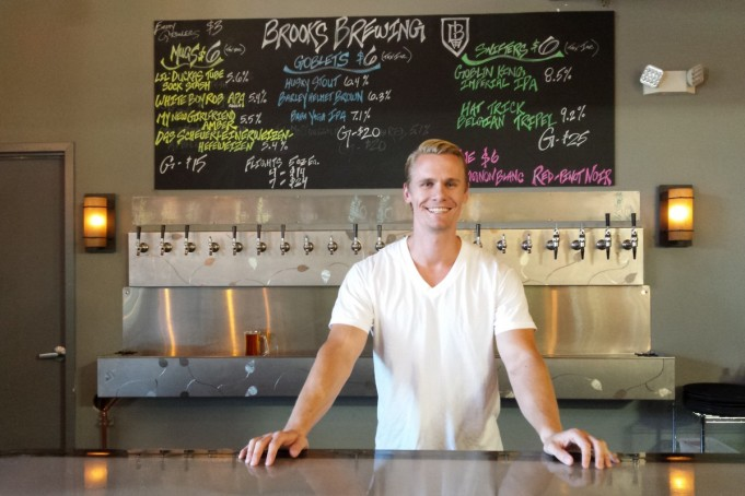 First Look: New Microbrewery Brooks Brewing Opens In Shelby Township