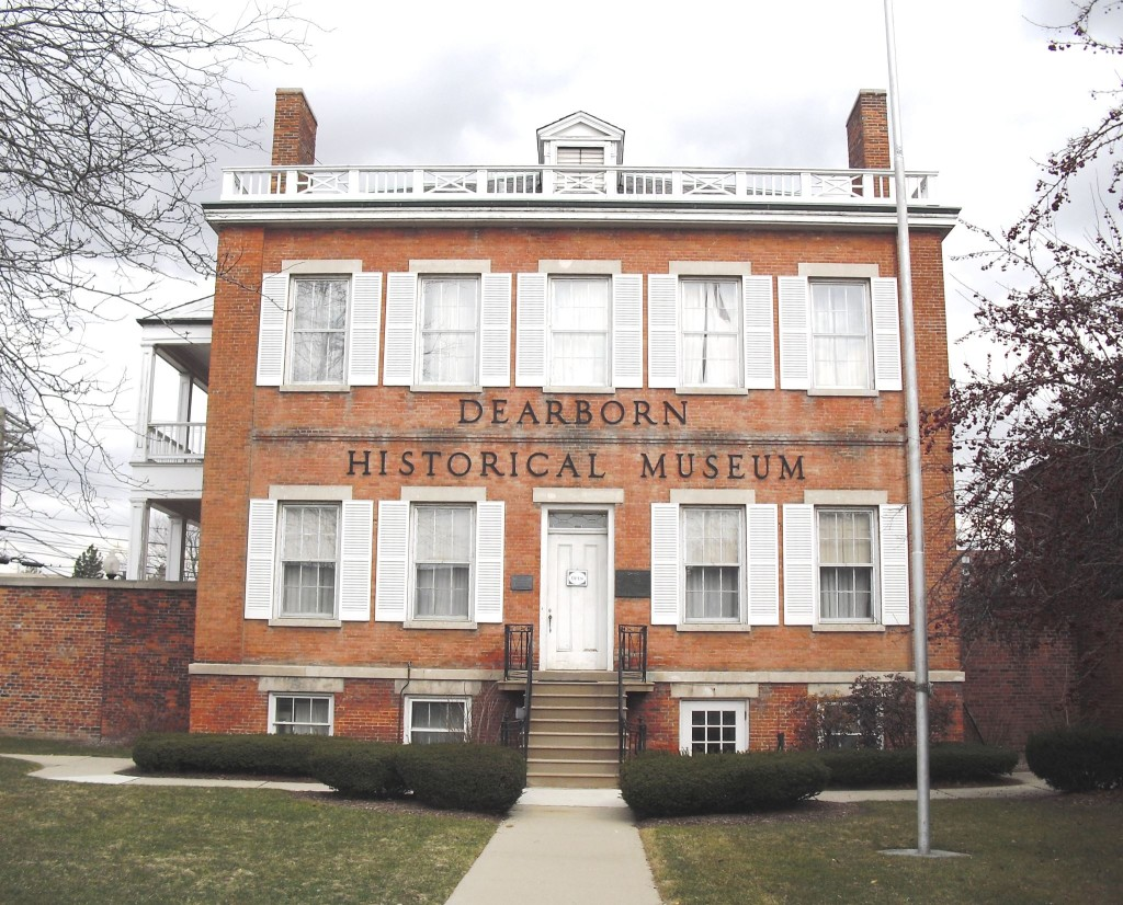 Photo: Dearborn Historial Museum