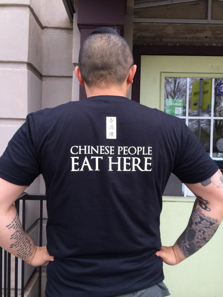 This shirt sums up everything at Shangri-La. Photo Courtesy: Shangri-La Facebook Page.