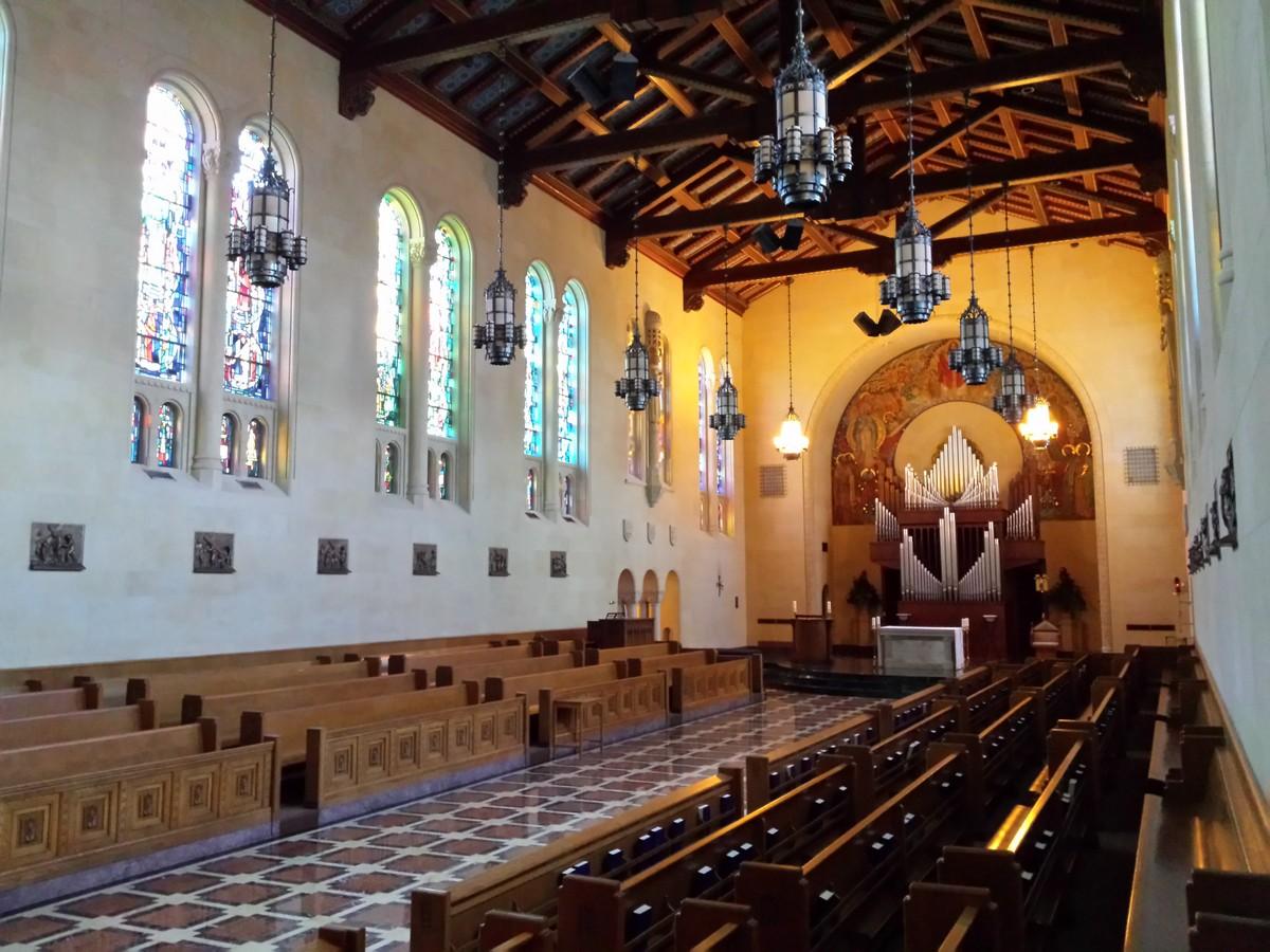 Inn At St John S Chapel The Sanctuary Inside