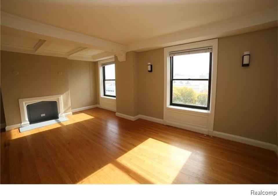 Kirby Apartment Interior Detroit