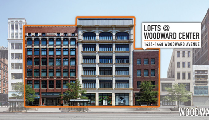 Lofts at Woodward purchased by Bedrock Real Estate
