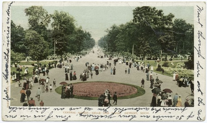 central avenue belle isle 1902 1903