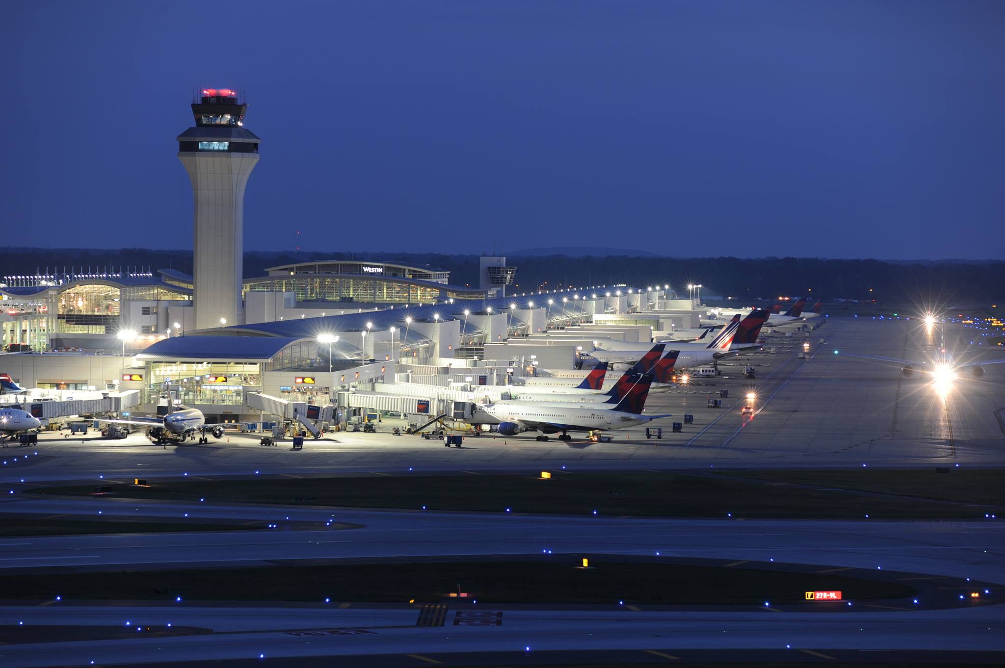 Detroit Metro Airport Sees Traffic Increase By 926 557
