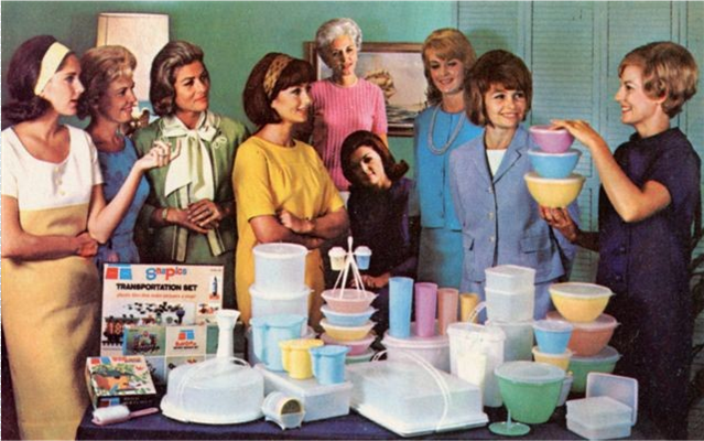 tupperware-party