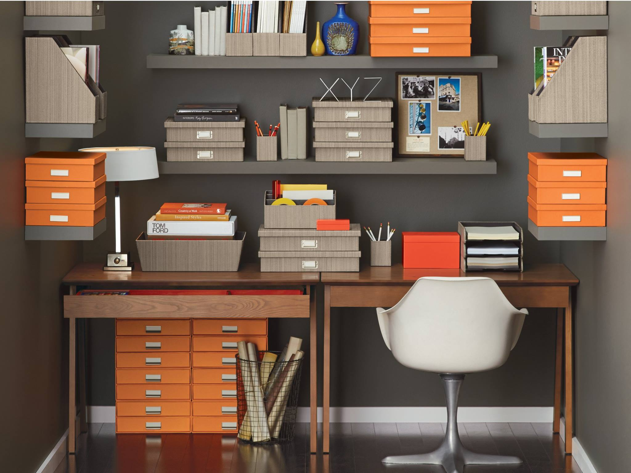 Genial Container Store Office