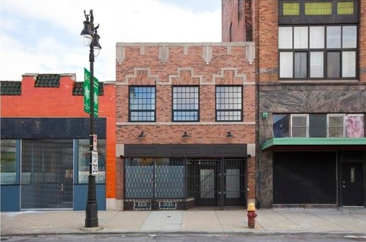 Gather's new home, 1454 Gratiot