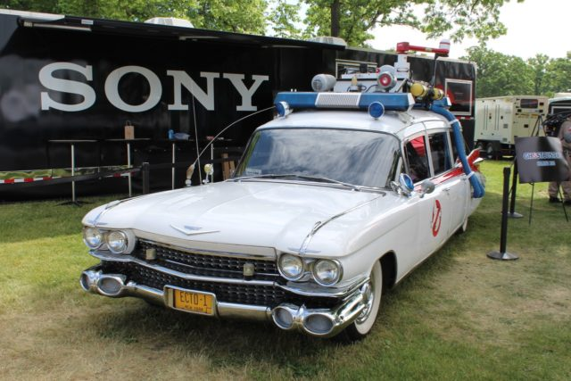 Pics Up Close With The Original 1984 Ghostbusters Movie Car Ecto 1