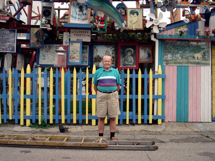 Dmytro Szylak, photo via Hamtramck Disneyland