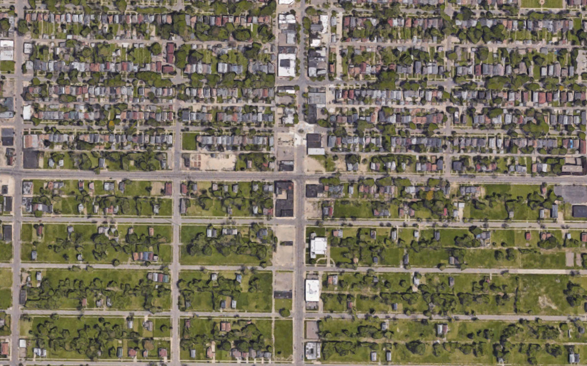 A Block Away But A World Apart Detroit And Grosse Pointe Schools Have Largest Poverty Divide In Nation