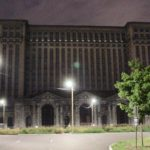 Michigan Central Depot on August 14, 2016 - Daily Detroit Photo