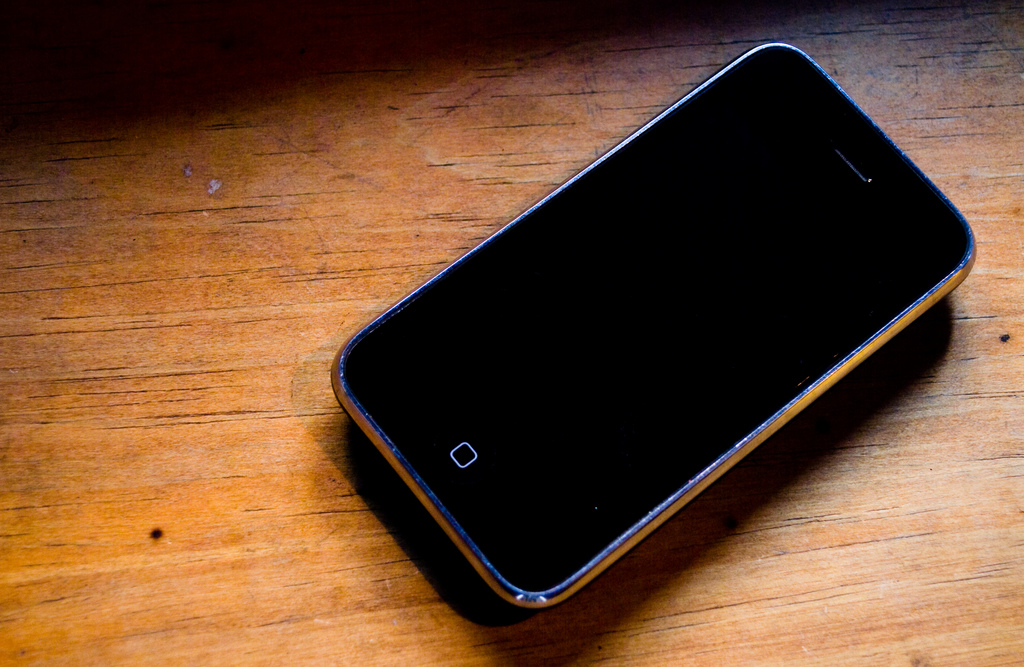 iPhone. Creative Commons photo by Pablo Romeo.