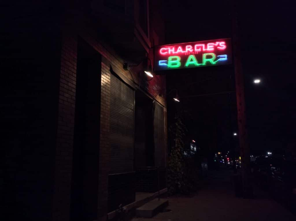 Detroit Dive Bar Charlies