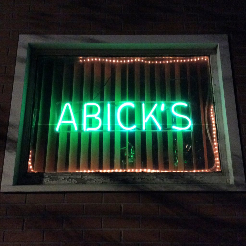 Abicks Bar Detroit