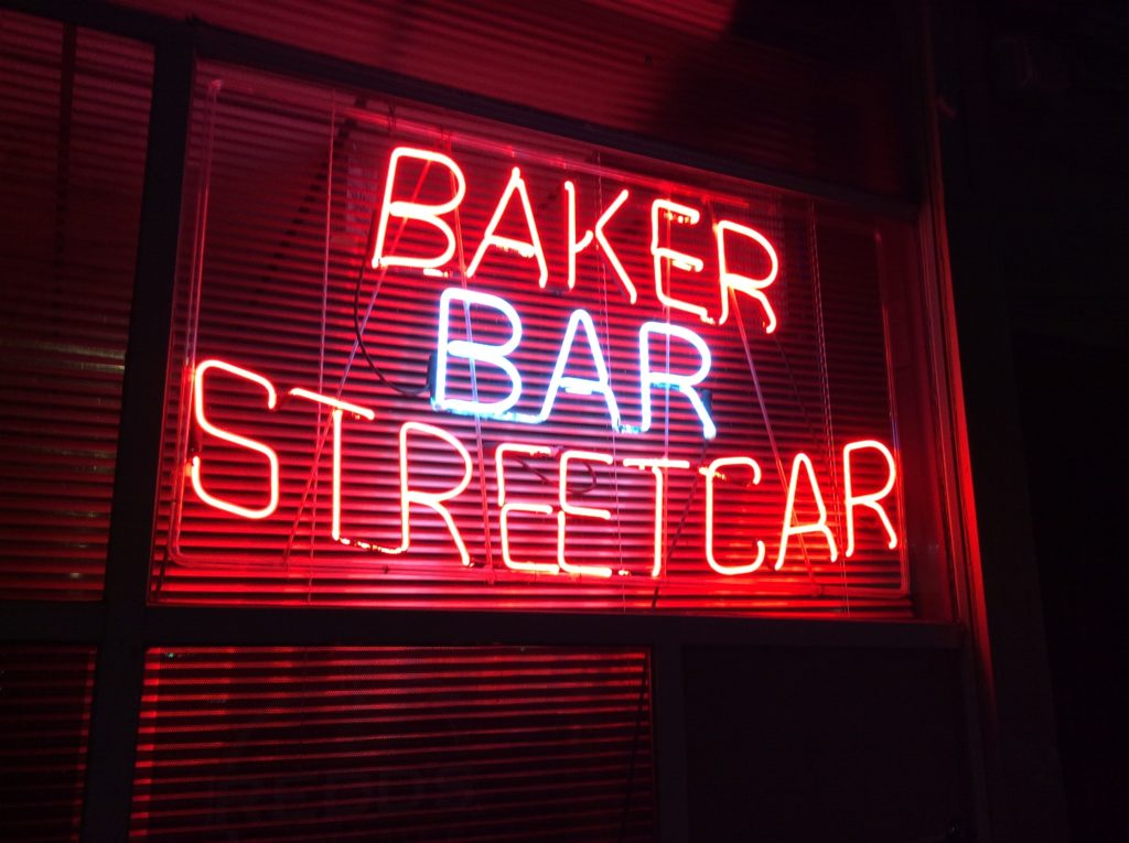 Hamtramck Dive Bar Baker Streetcar